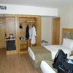 habitacion en el 6to piso
