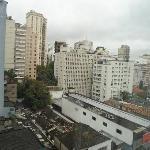 Vista desde la habitacion, piso 6