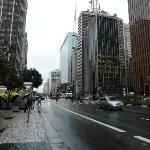 Av Paulista, a 2 cuadras del hotel