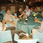 La Limonaia, wir trinken uns Hotel und Speisen schön!