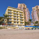 Sun Tower Hotel & Suites on the beach Foto