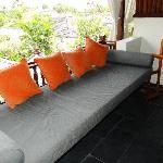 Lanai Deluxe Room's Balcony