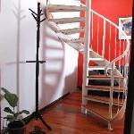 escalera tercer piso