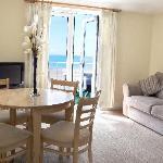 Sea view Balcony Lounge