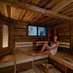 Wellnessoase Sauna