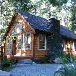 Muir Cabin on Copper Creek