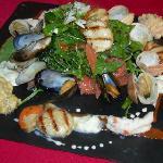 Seafood Taster