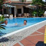 Lækker, lækker, lækker pool :-)