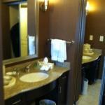 Sink/Mirror/Closet