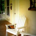 Cottage Porch - Relax and Rest