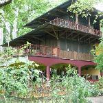Beautiful Villa Villa Kula - a treehouse in the sky