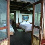 Master bedroom at Villa Villa Kula - 3rd floor