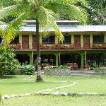 Pearl of the Osa and Club Rooms at Iguana Lodge
