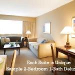 Sample 2-Bedroom 1-Bath Classic