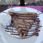 Foto de Crepes and Corks Restaurant & Wine Bar