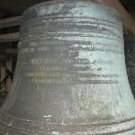 Some of the bells contains inscriptions of who donated them