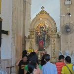 Inside Quiapo Church
