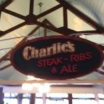 Entrance to Charlie's