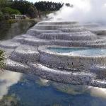 Wairakei Terraces and pools