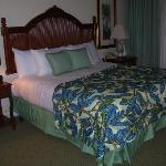2nd bedroom, two bedroom unit