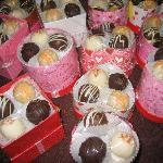 Chef Charisa's Cake Ball Truffles