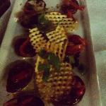 Chorizo Tapas