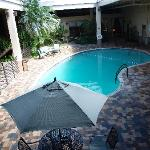 Newly Renovated Pool Area