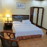 "Peace Hotel, ""standard"" room"