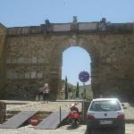 The Arch of the Giants Antequera