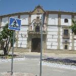 The Plaza de Toros, Antequera