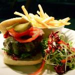 Rosemarino burger