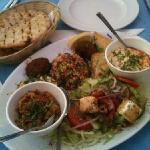Vegetarian Meze