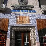Hotel Street Entry
