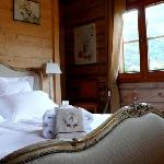 Vive la France Master Bedroom