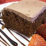 Gluten/Dairy Free Chocolate Cake