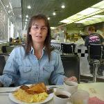 la colazione al diner