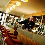 The Terrace Bar at the Limerick Strand Hotel