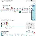 RTA Streetcar Line Maps