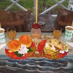 Hale Ohia Cottage Breakfast