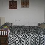 Dormitorio amplio y acogedor