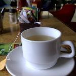 Tea..@ hOteL...