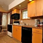 Treetop Suites Kitchen