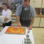 la torta buonaaaaaaaaa!!