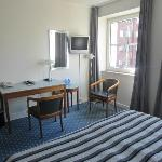 Room #47 - ample room at end of bed