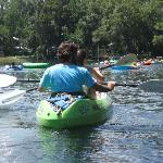 Kayak/Canoe/Tube at Rainbow River