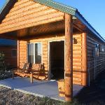 Frontier Cabin outside