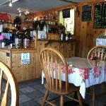 ภาพถ่ายของ rosie's mountain coffee house