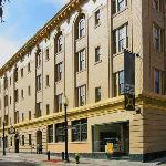 AS220's Dreyfus Building at Mathewson and Washington Street