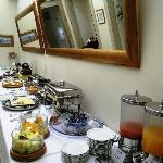 Melia Palacio da Lousa Boutique - breakfast
