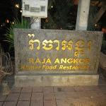 Photo de Raja Angkor Restaurant